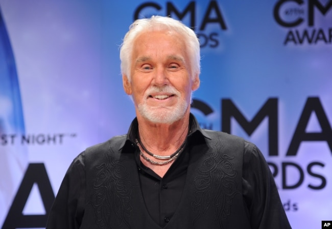 Kenny Rogers, 2013
