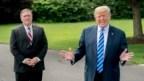 Trump: June 12 Meeting With N. Korean Leader Is Back On