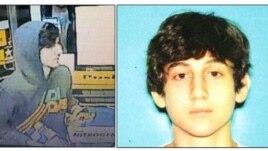 Dzhokhar A. Tsarnaev, được FBI nhận dạng là nghi can số 2, thực hiện vụ nổ bom ở Boston, còn đang tại đào