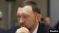 ABD yaptırım listesindeki Rus oligark Oleg Deripaska
