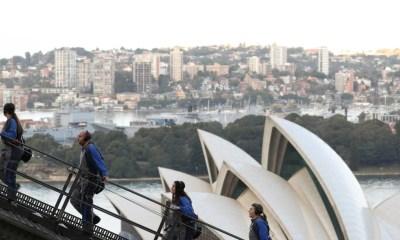Terkait Pandemi, Australia Perketat Pembatasan di Sydney