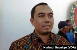 Wakil Ketua DPRD DIY, Huda Tri Yudiana. (Foto: VOA/Nurhadi Sucahyo)