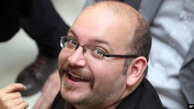 Ký giả Jason Rezaian của tờ Washington Post bị cáo buộc làm gián điệp.