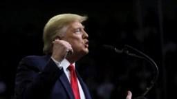 El sondeo se realizó del 16 al 29 de enero, durante el juicio político al presidente Trump en el Senado, que se espera que resulte en la absolución al mandatario.