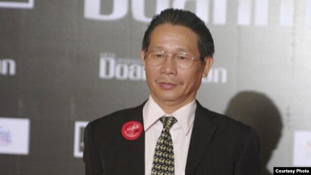 Blogger Huỳnh Ngọc Chênh, nguyên thư ký tòa soạn báo Thanh Niên