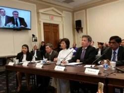 Thủ phạm đàn áp nhân quyền tại Việt Nam có thể bị Mỹ chế tài