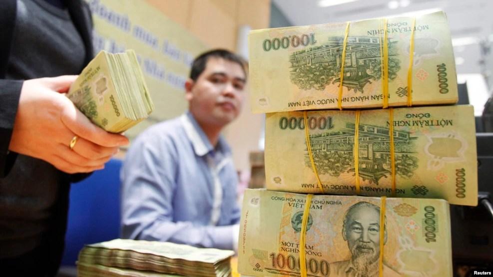 Quốc hội Việt Nam đề ra mục tiêu tăng trưởng kinh tế trong năm nay là 6,7%, nhưng đã điều chỉnh lại khi GDP trong nửa đầu năm chỉ tăng ở mức hơn 5,5%. (Ảnh tư liệu)