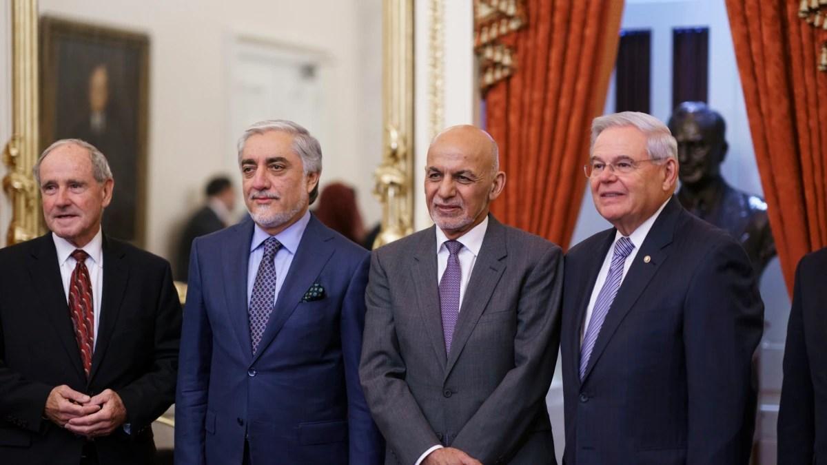 Presiden Afghanistan Tiba di AS untuk Pertemuan dengan Biden