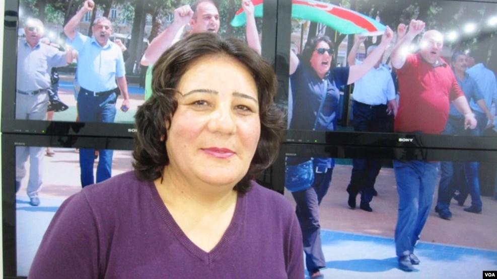 Image result for müavini Gözəl Bayramova