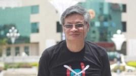 Tiến sĩ Nguyễn Quang A, người khởi phát phong trào ứng cử độc lập.