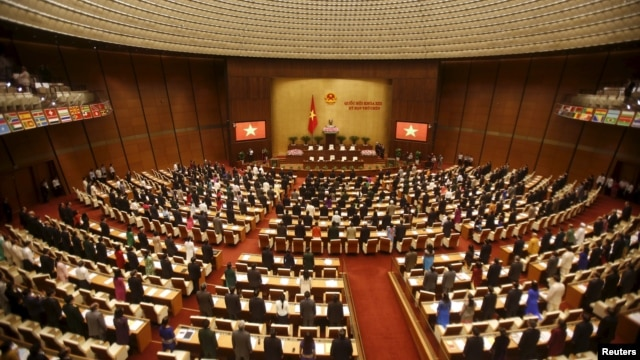 Quốc hội Việt Nam.