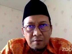 Anggota Dewan Perwakilan Daerah (DPD) dari Yogyakarta, Dr Hilmy Muhammad. (Foto: VOA/Nurhadi Sucahyo)