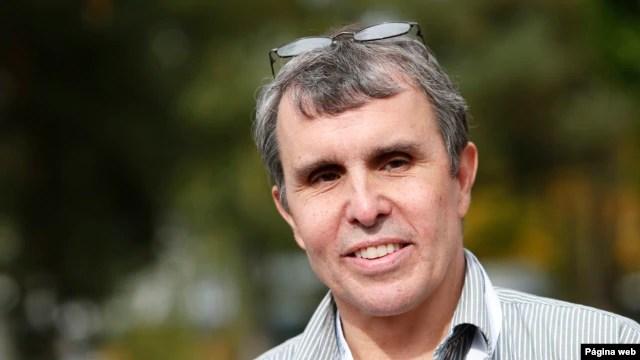 Ông Eric Betzig, một trong những nhà khoa học đoạt giải Nobel Hóa học năm nay.