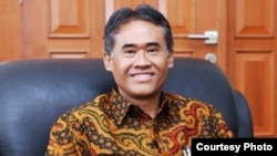 UGM Chancellor, Panut Mulyono.  (Photo: UGM Public Relations)