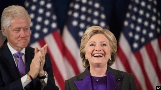 El paquete sospechoso enviado a la casa de la pareja Clinton fue interceptada antes de llegar a sus destinatarios.