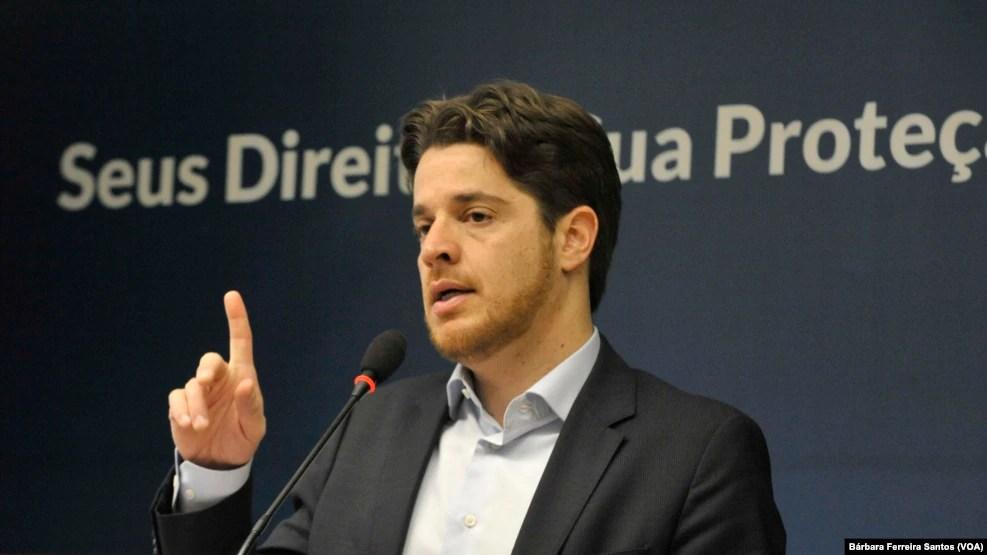 Beto Vasconcelos ex Secretário Nacional de Justiça do Brasil