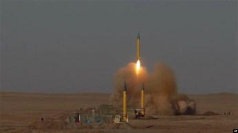 Image result for iran ataque misiles voa