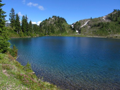 Lunch Lake