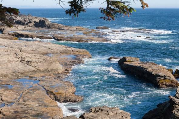 Pachena Bay to Michigan Creek