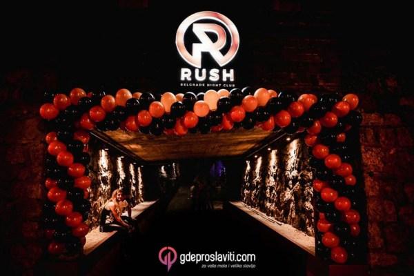 Klub Rush Beograd