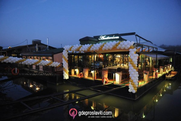 splav restoran amsterdam beograd proslave