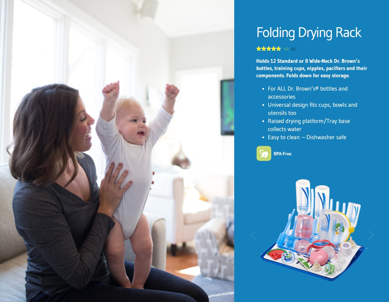 dr brown universal drying rack baby gallery