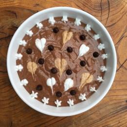 Cacao & Coconut Smoothie Bowl