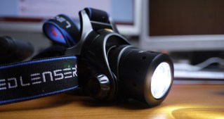 LED LENSER Test 008