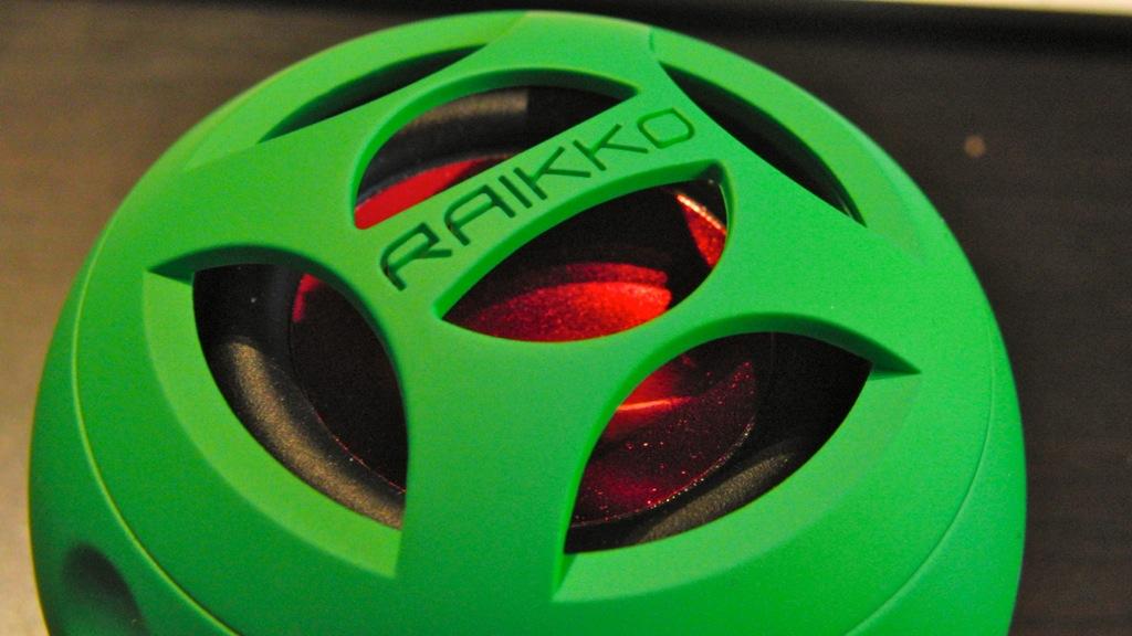 Raikko Dance Vacuum 09