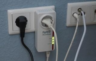 AVM Fritz!Powerline 520E Set 537
