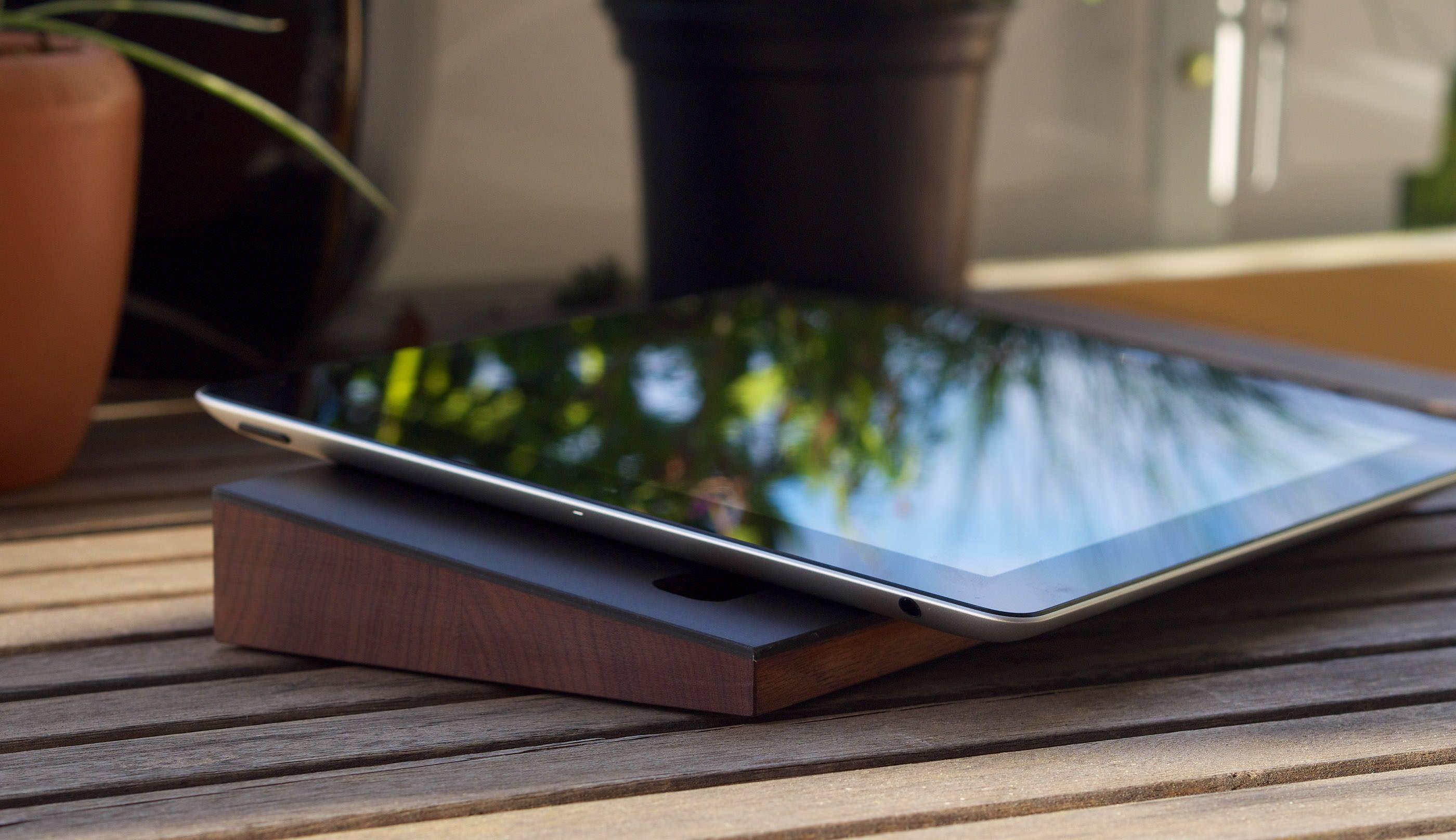 Klotzaufklotz iPad Ständer 21