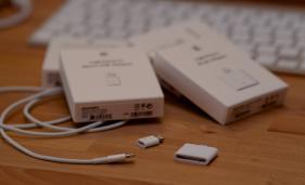 Lightning Kabel & Adapter