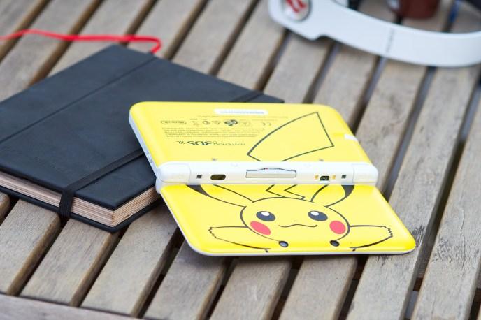 Nintendo 3DS XL 10