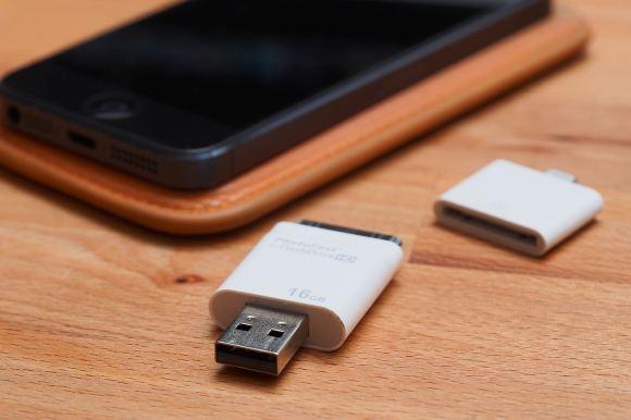 PhotoFast i-FlashDrive HD 2-1