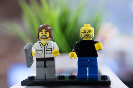 FamousBrick - Berühmtheiten aus Lego 4