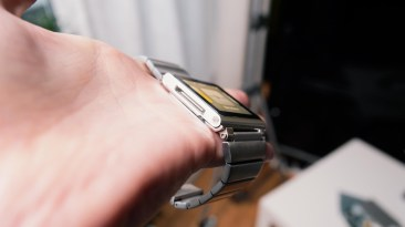 Retro SmartWatch: iPod Nano 3