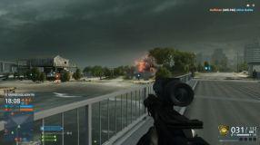 Battlefield Hardline Explosion