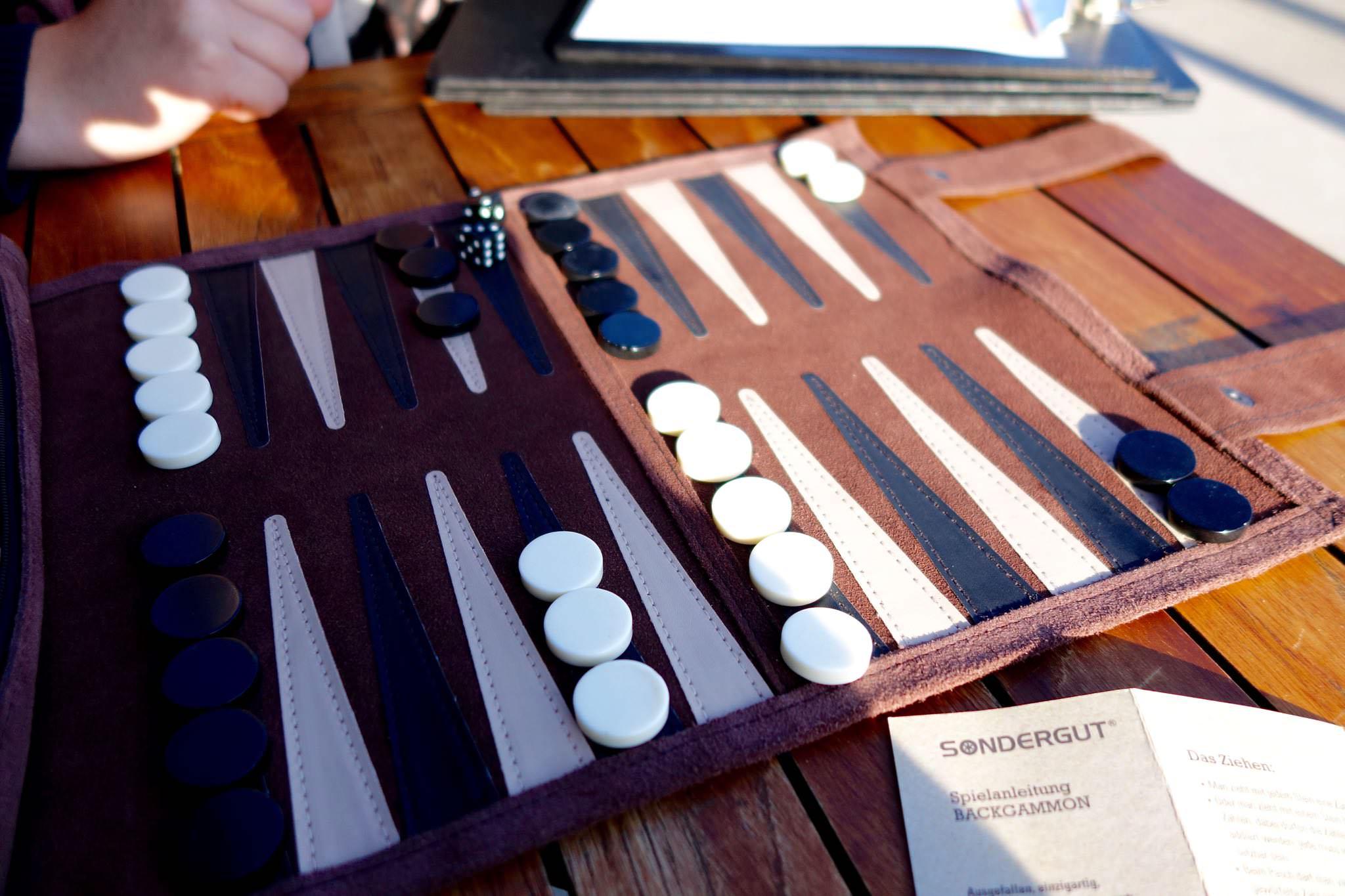 Sondergut Backgammon - 10