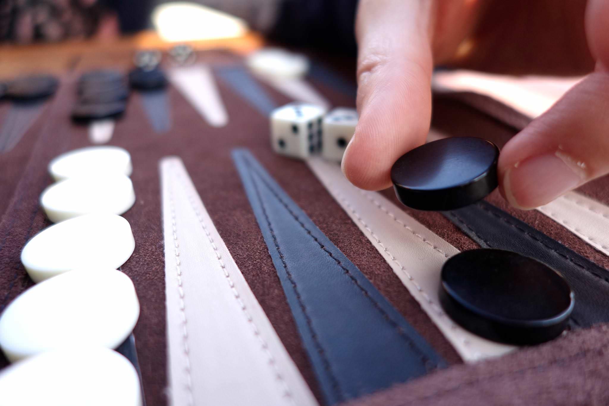 Sondergut Backgammon - 16