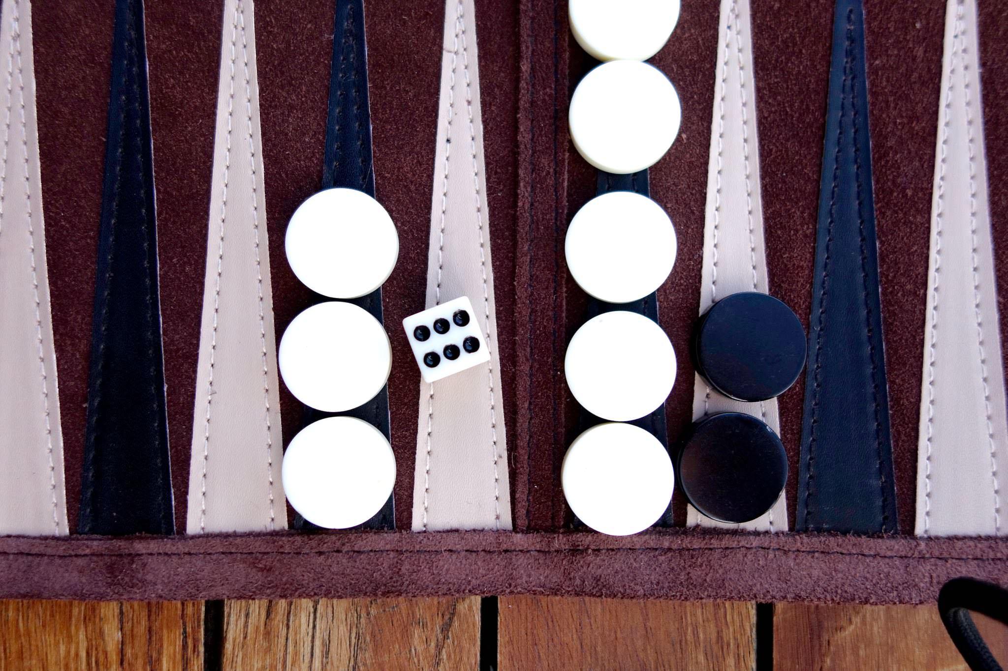 Sondergut Backgammon - 17