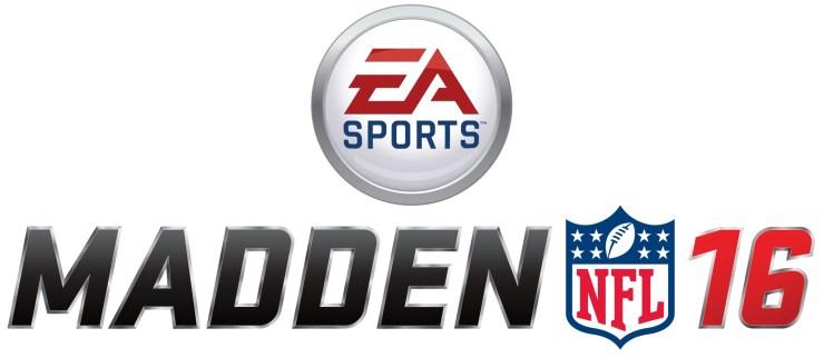 Das Logo von Madden 16