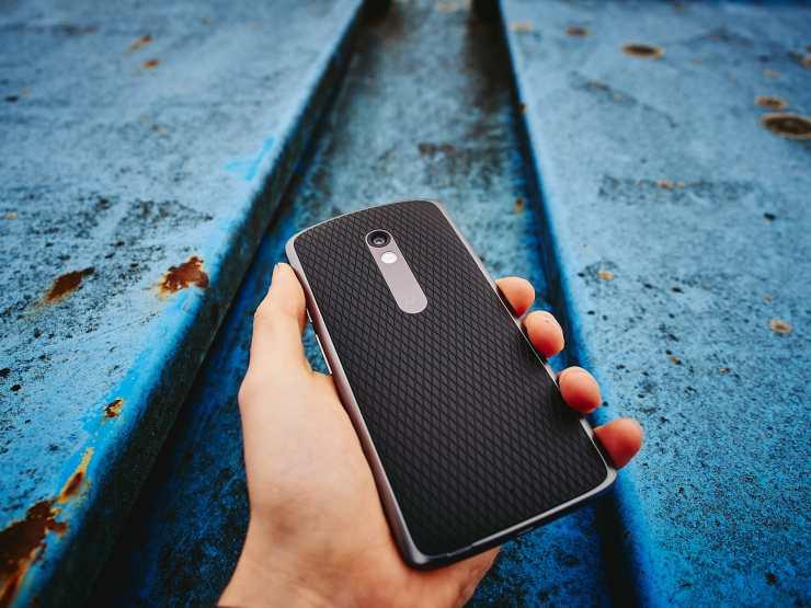 Motorola Moto X Play 6