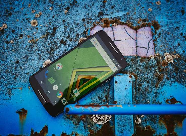 Motorola Moto X Play 7