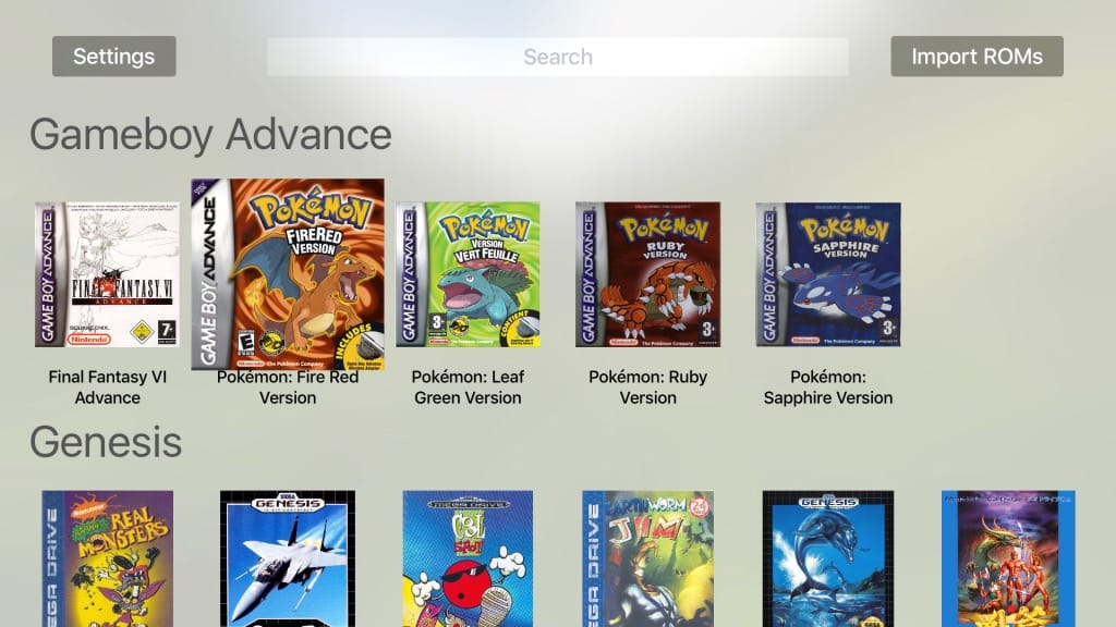Apple TV 4 Emulator installieren – Provenance