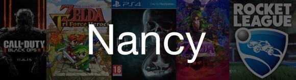 Top 5 Games Nancy