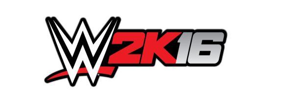 WWE2K16 Review Logo