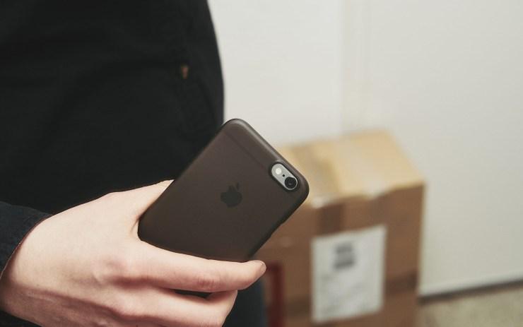 peel super thin iphone case P4071139