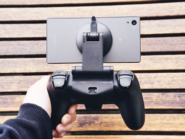 Sony Mobile-Gaming-Bundle Sony Xperia Z5 P4251751