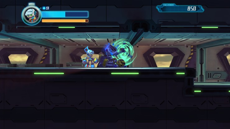 Mighty No 9 Screenshot 01