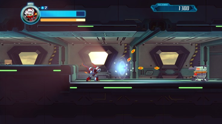 Mighty No 9 Screenshot 04